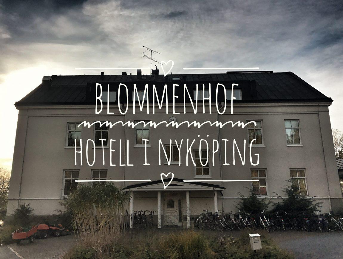 Hotell nära Skavsta Blommenhof Hotell