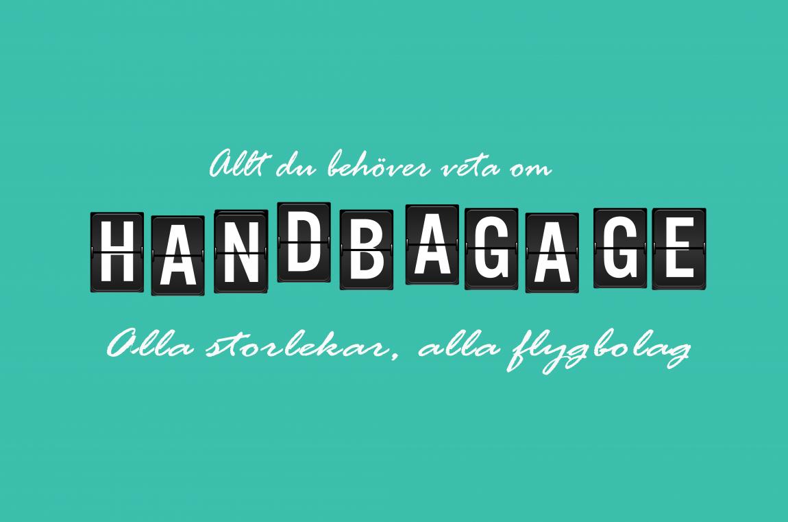 Handväska Och Handbagage : Handbagage m?tt och vikt f?r hos samtliga