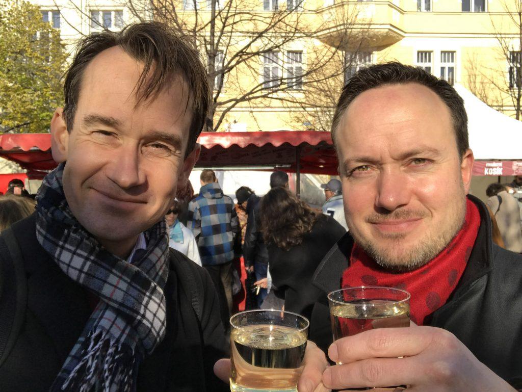 Weekend i Prag
