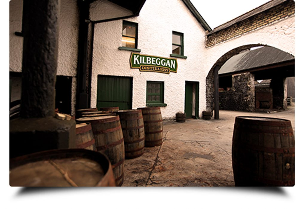 Whiskyresa till Irland