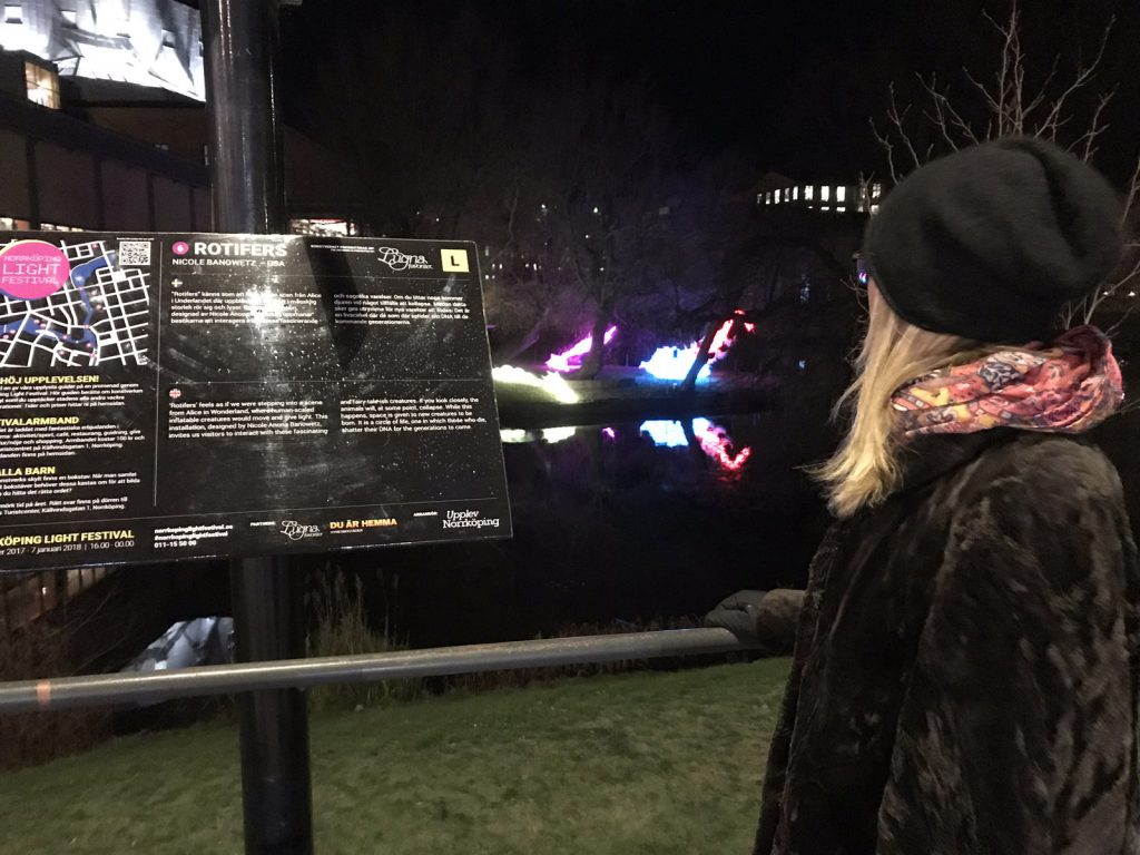 Norrköping Light Festival 2017