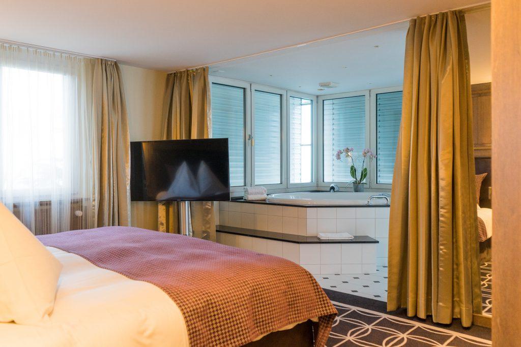 Beatus Hotel i Merligen