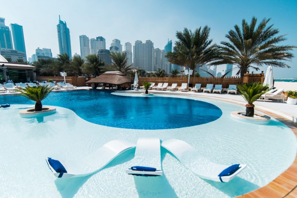Andreas Beach Club Dubai