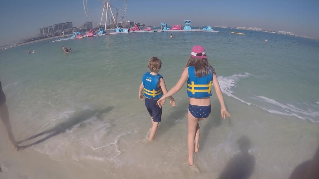 Aqua Fun i Dubai