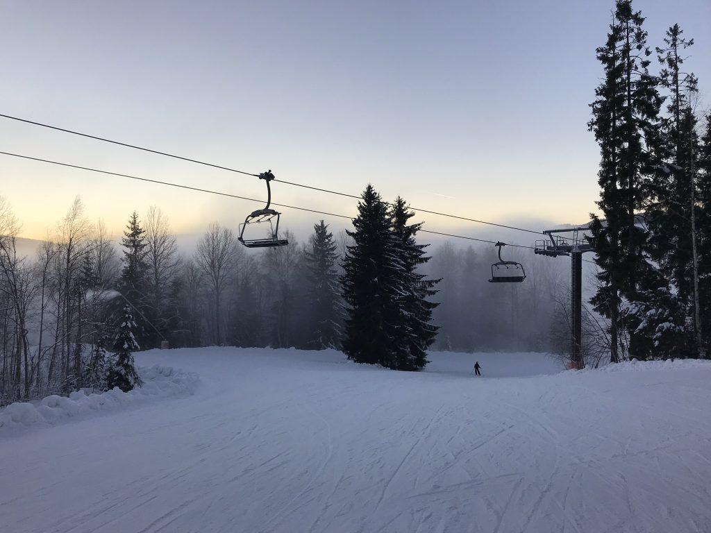Romme Alpin utan köer