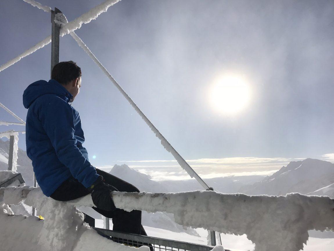 Schweiz bästa skidort