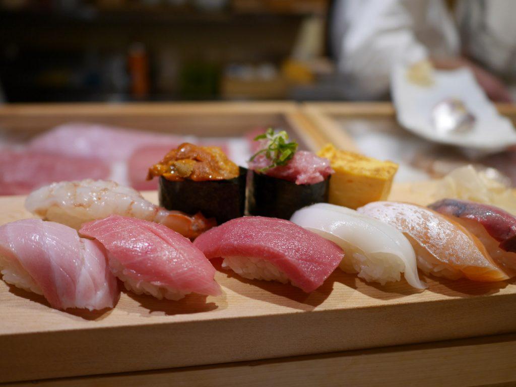 Tokyos bästa sushi