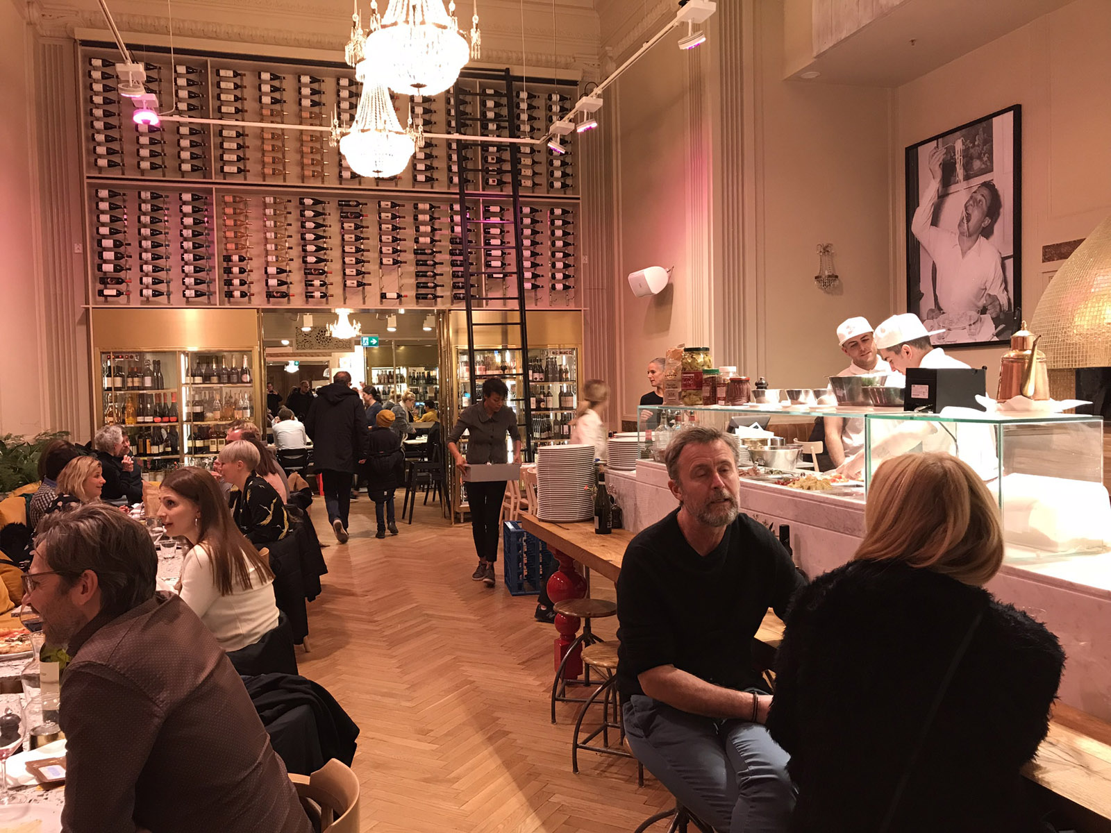 eataly restaurang stockholm