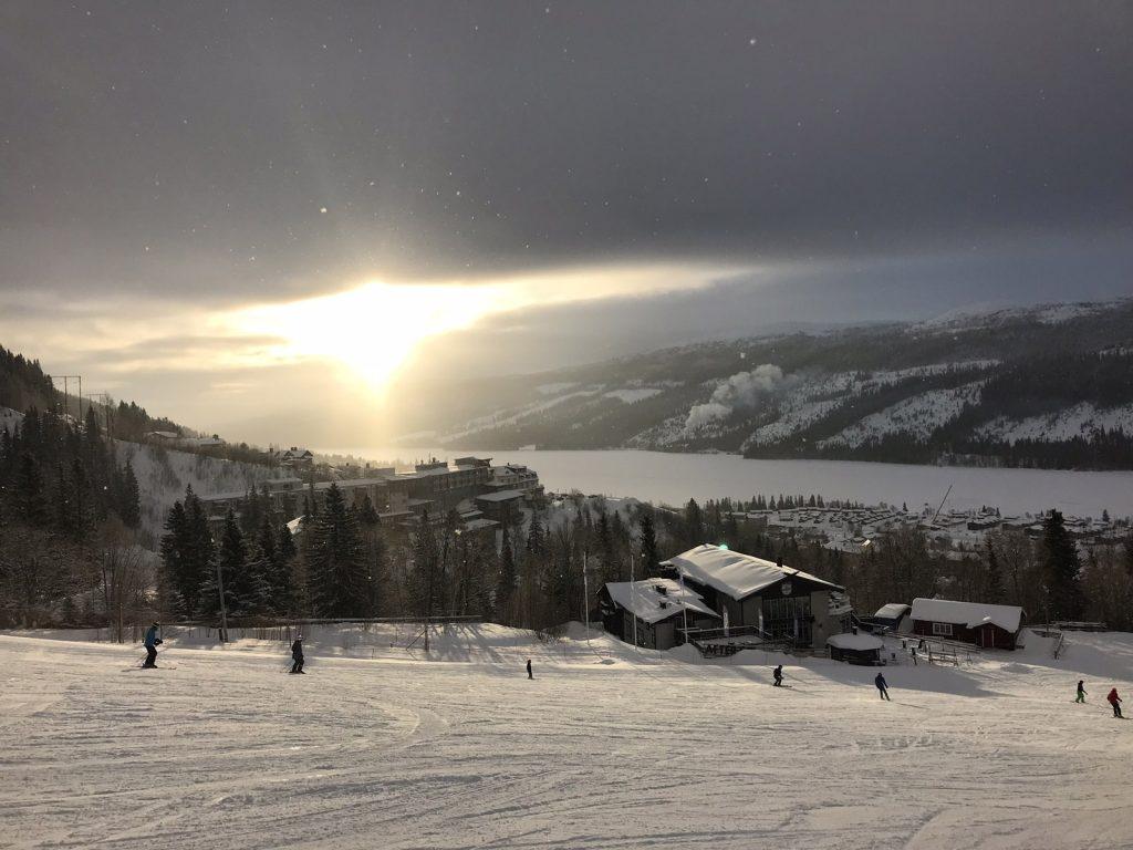 Winter Workation med Influencers of Sweden