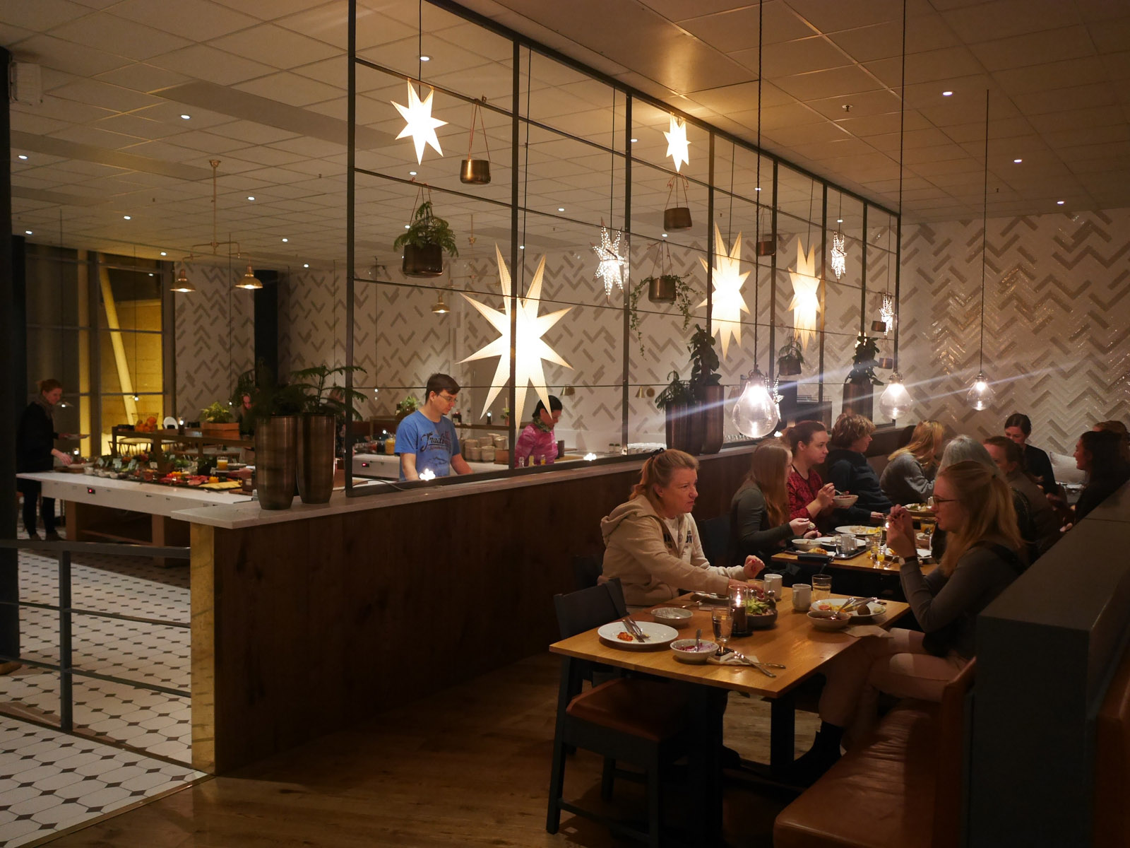 holiday club åre restaurang