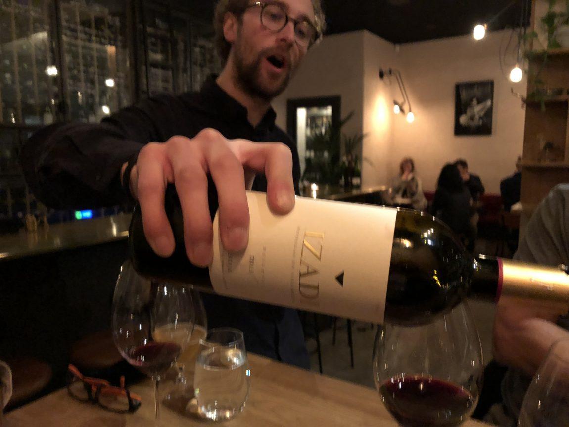Stockholms bästa vinbarer - Folii Vinbar
