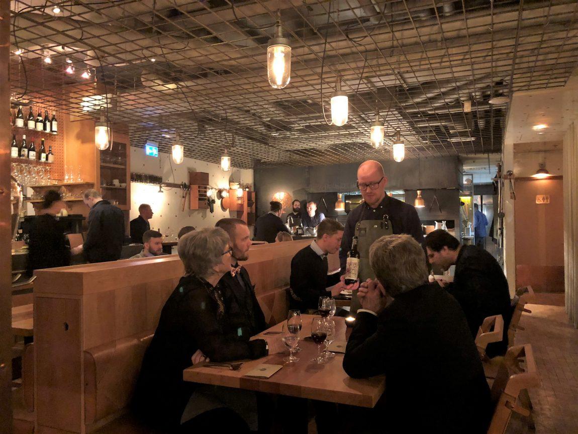 Restaurang Ekstedt