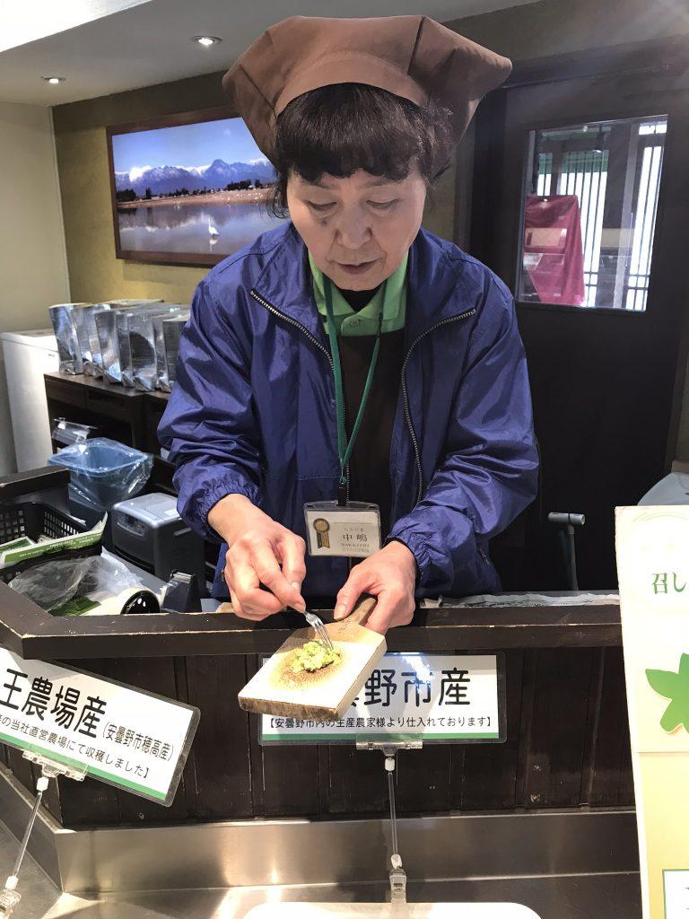 Så här gör man wasabi