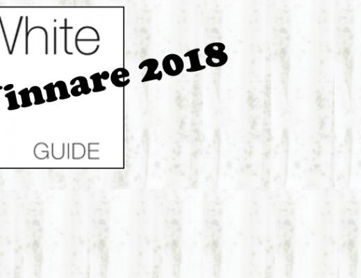 White Guide vinnare 2018