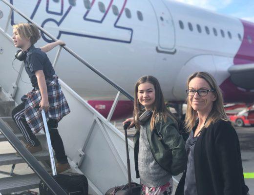 Direktflyg till Budapest med Wizz Air