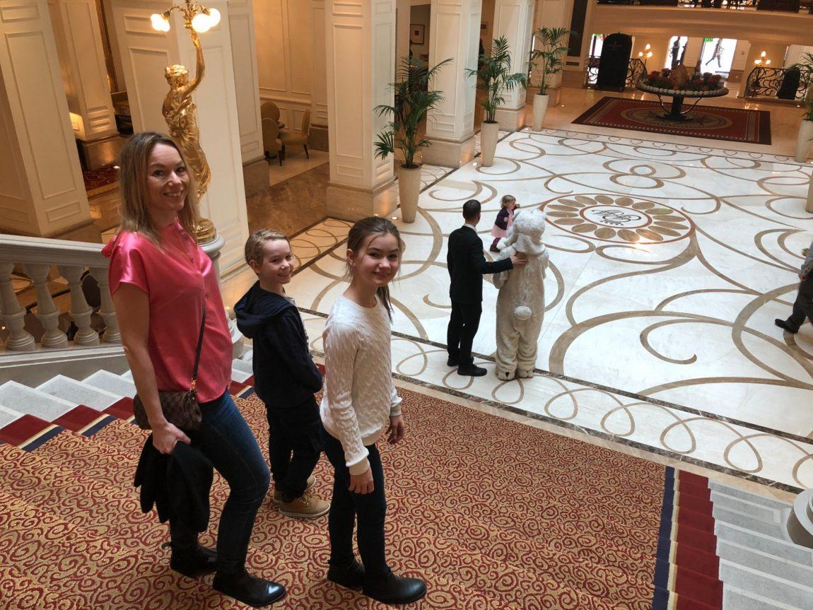 Brunch i Budapest på Corinthia Hotel