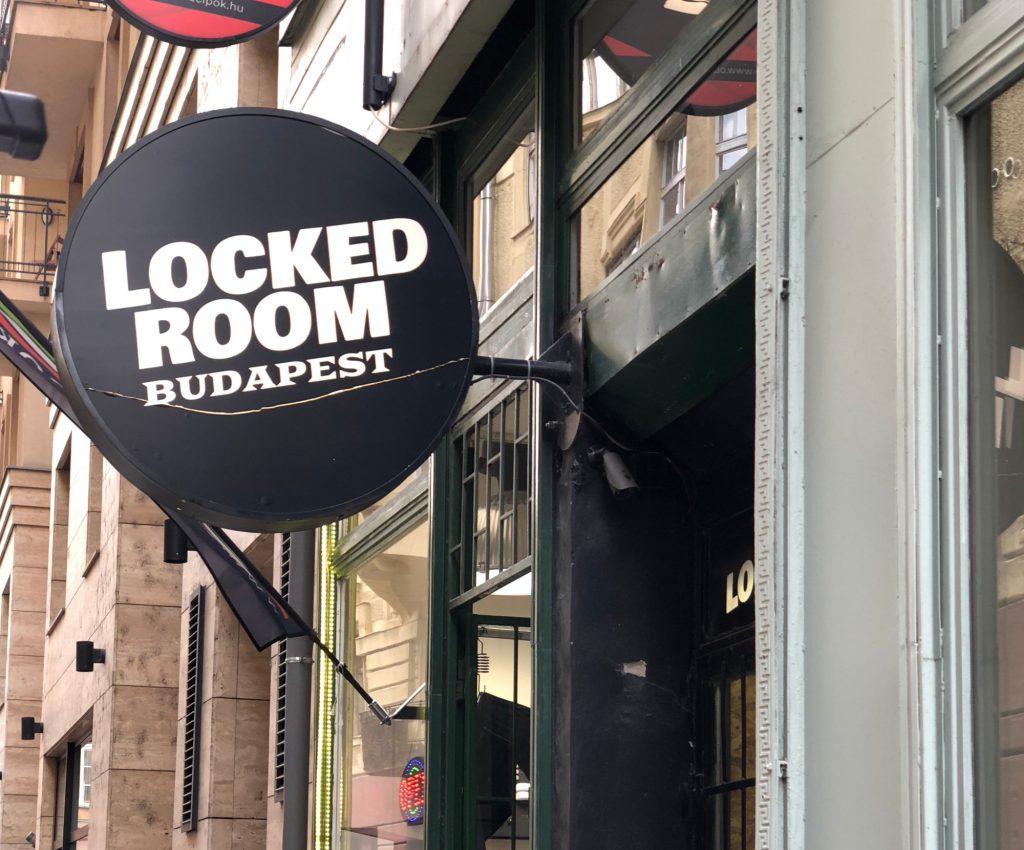 Escape Room i Budapest