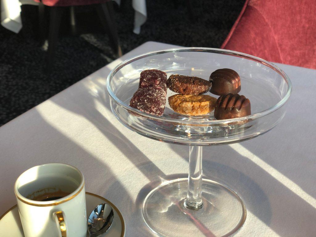 Restauranger på Norwegian Bliss Le Bistro
