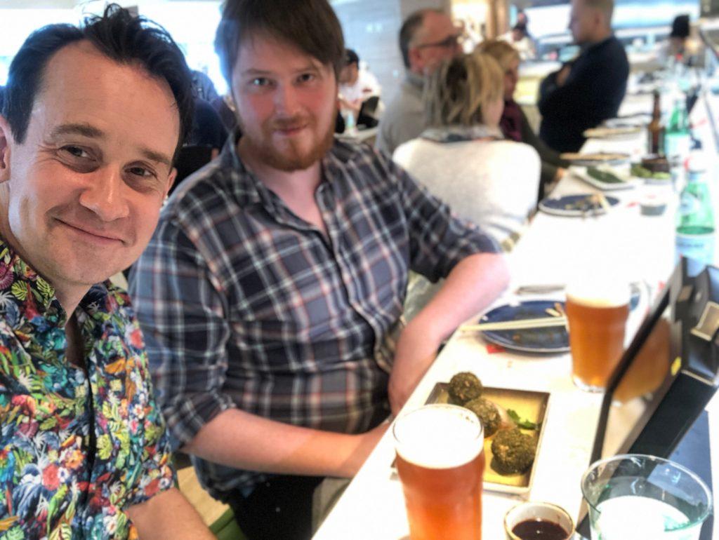 Restauranger på Norwegian BlissFood Republic