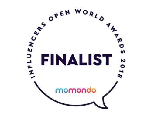 Finalister i Momondo Open World Awards 2018