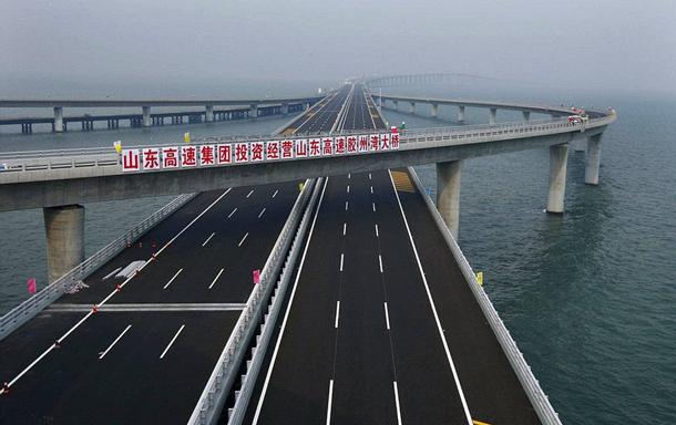 Världens längsta broar