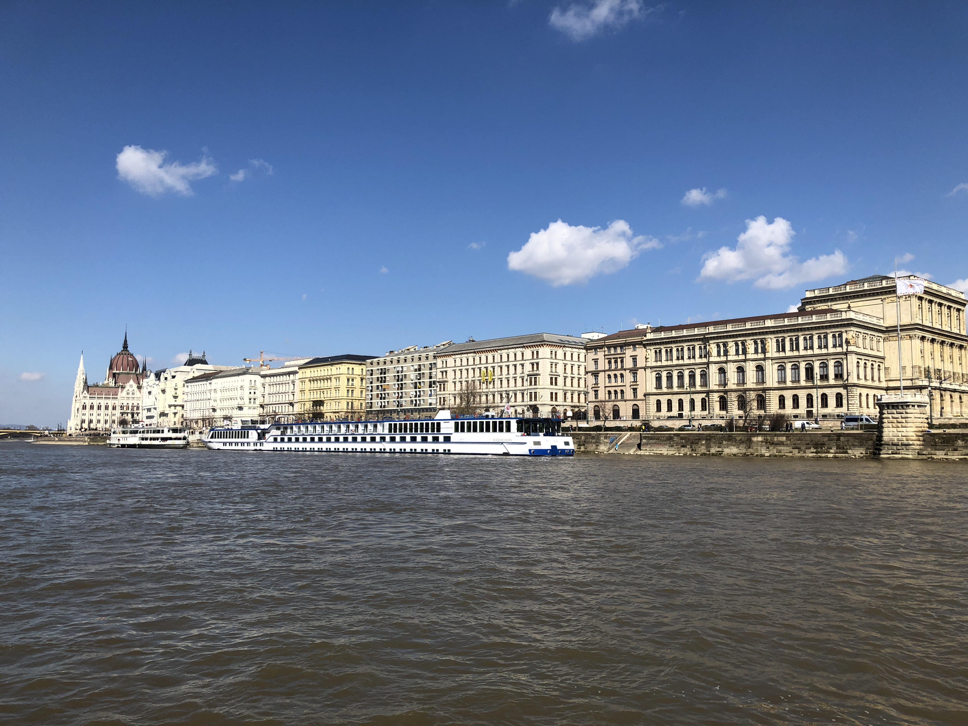 Kryssning på Donau