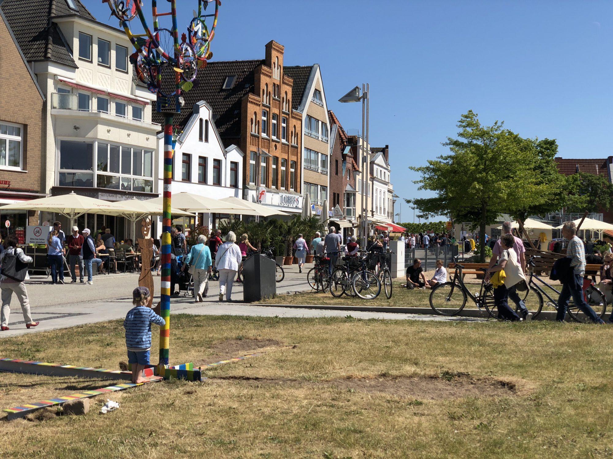 Dagsutflykt till Travemünde