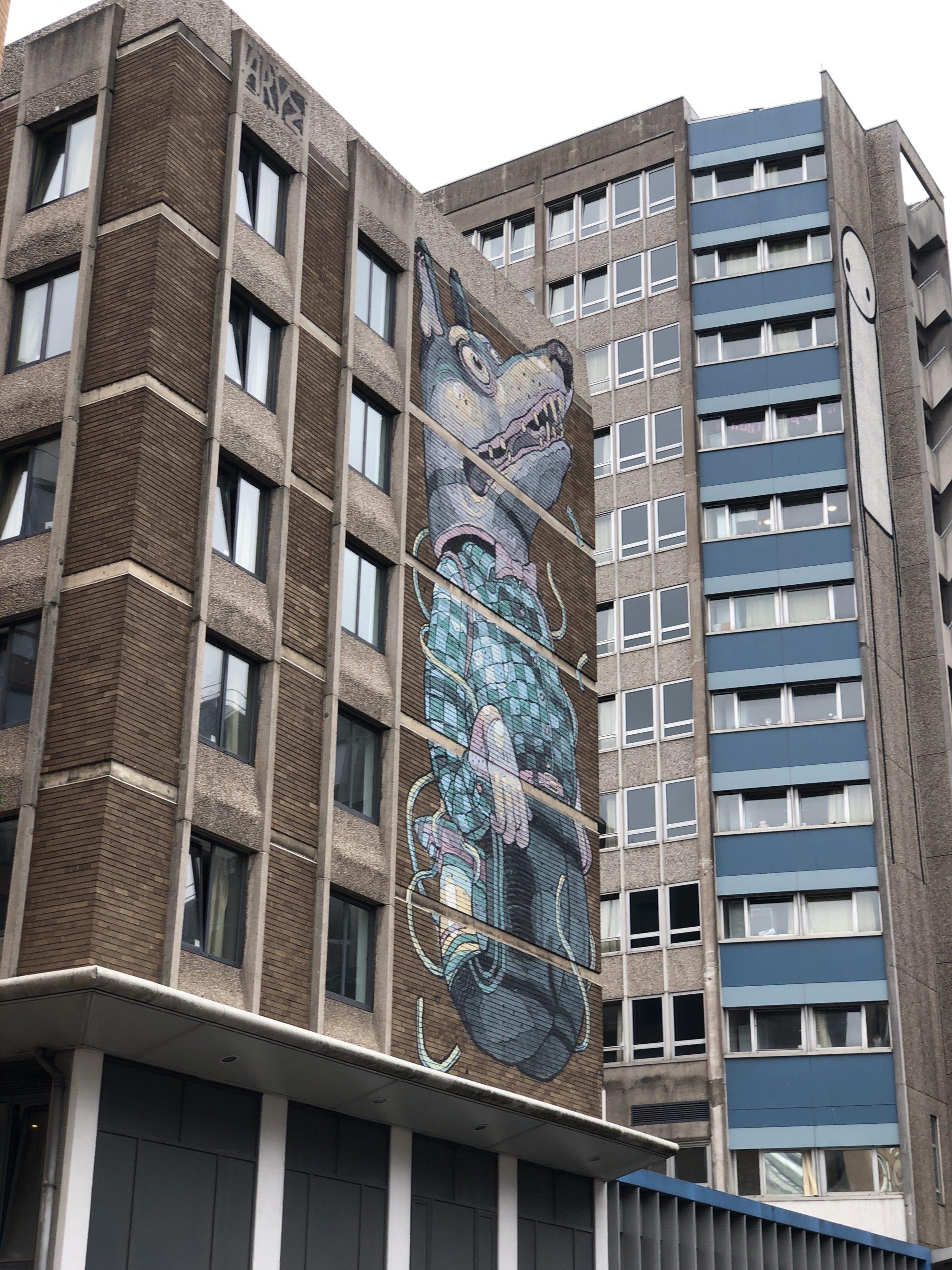 Street Art i Bristol