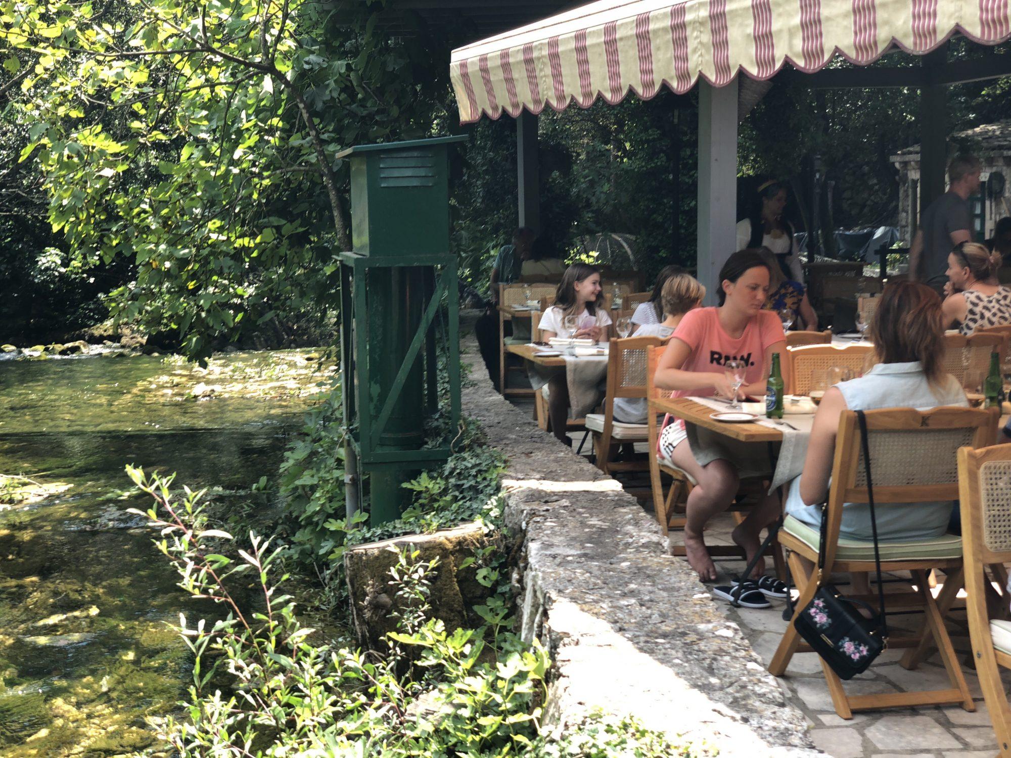 Restauranger i Dubravka