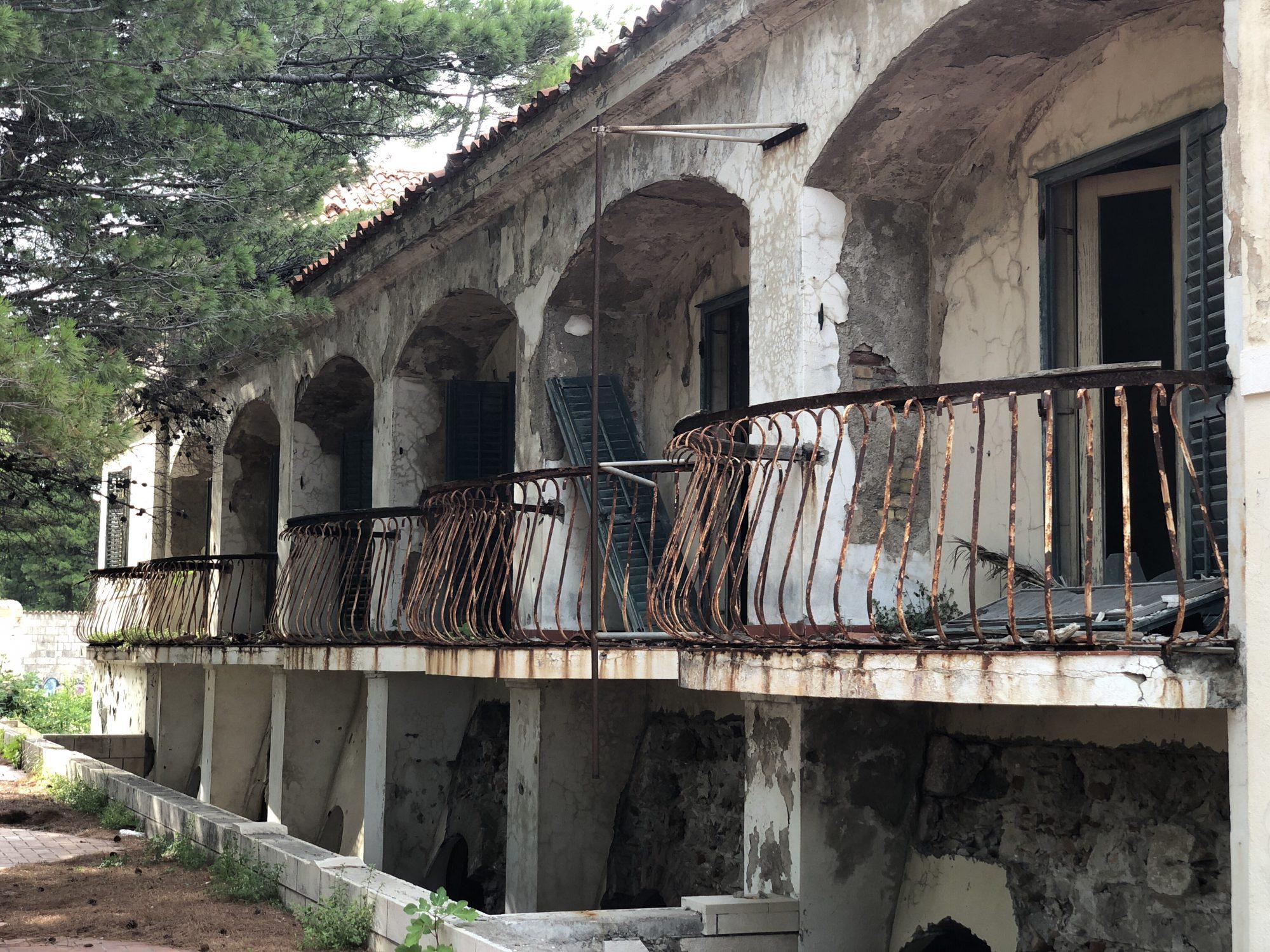 Kupari Grand Hotel