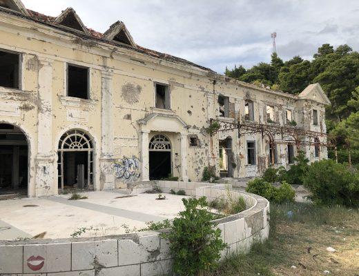 Kupari Kroatien