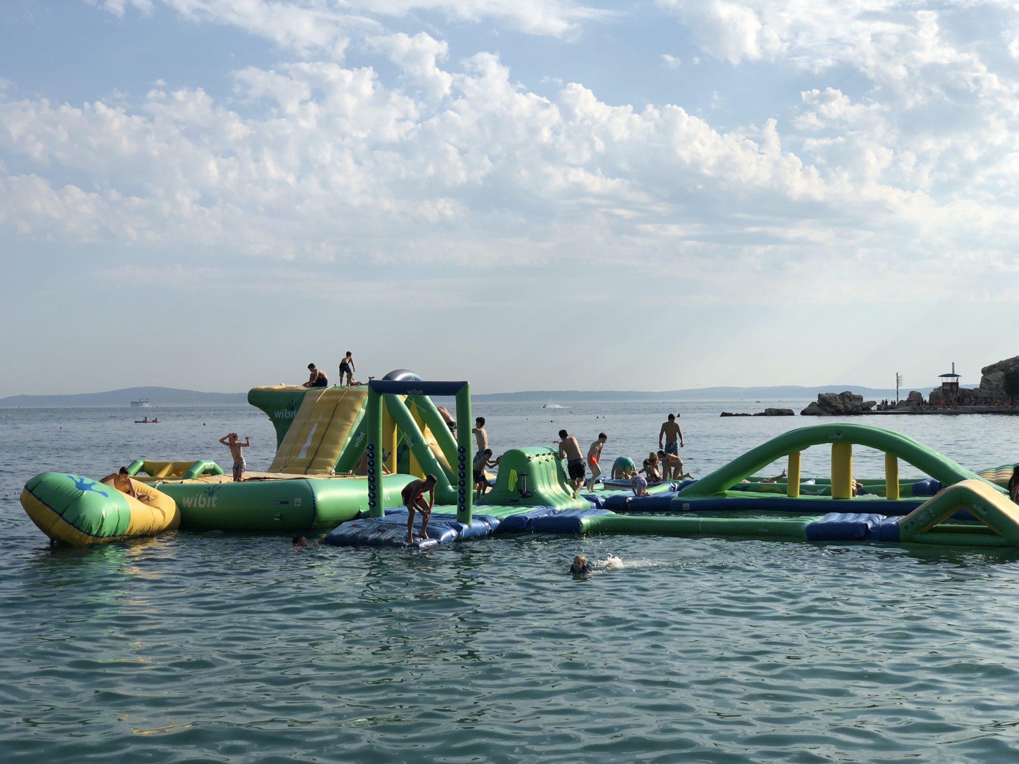 Aqua Park i Split