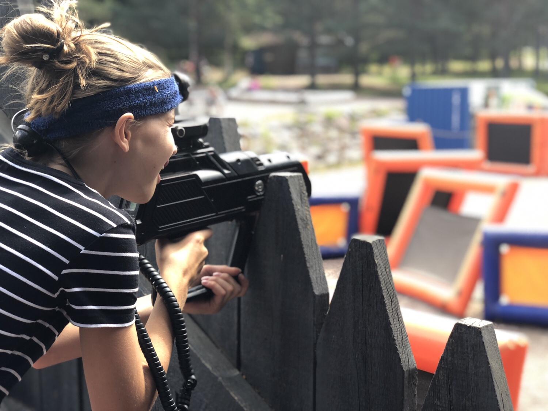 Våra favoriter på Leksand sommarland Laser Tag