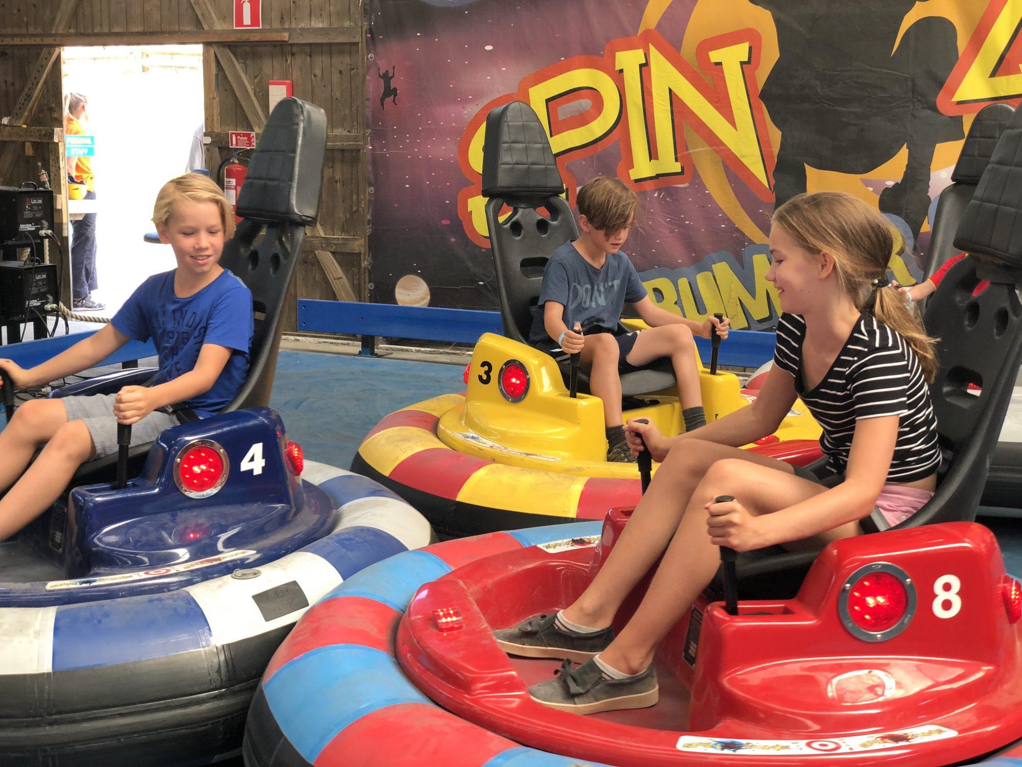 Våra favoriter på Leksand sommarland Spin Zone