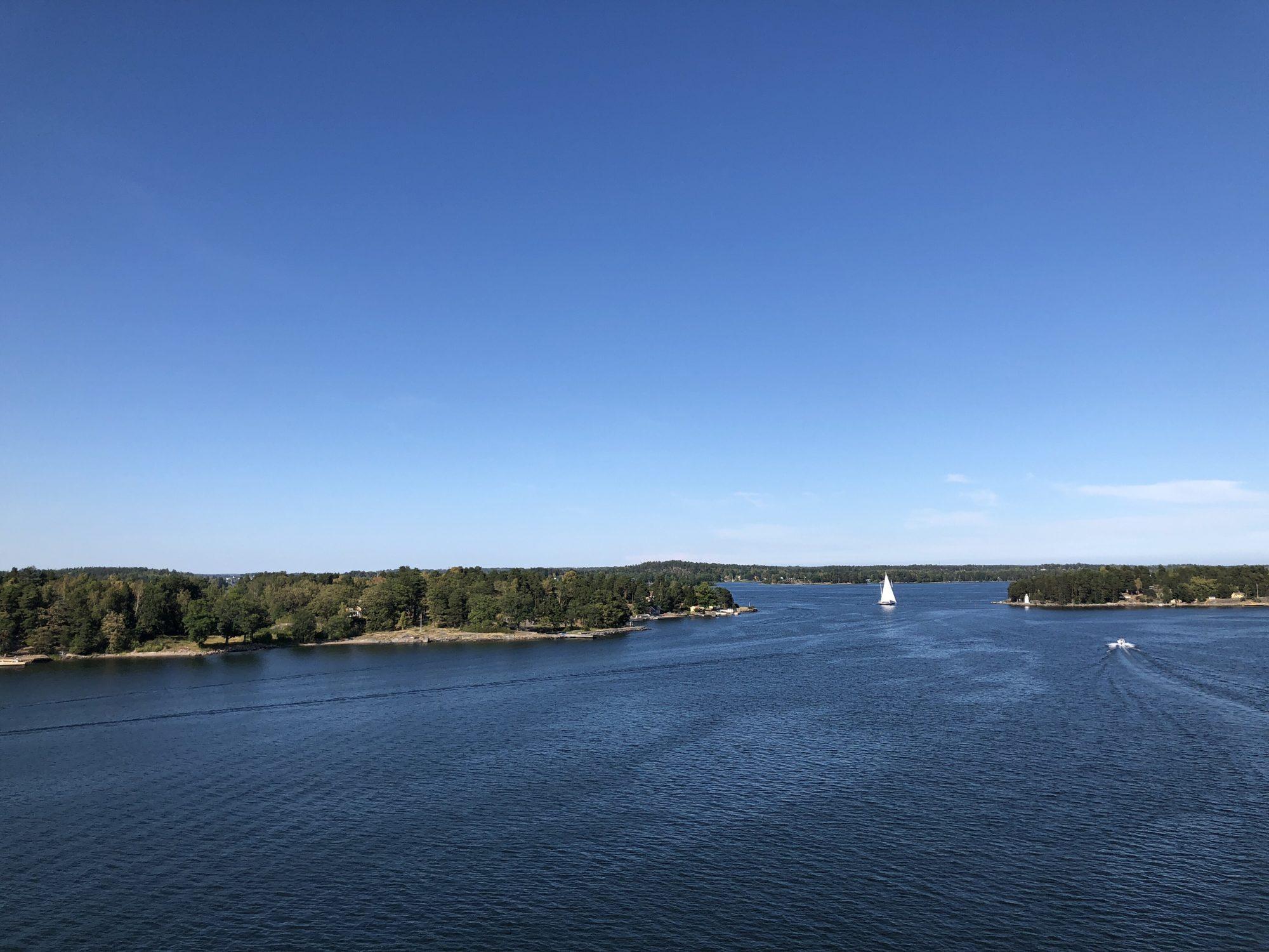Weekendkryssning till Visby