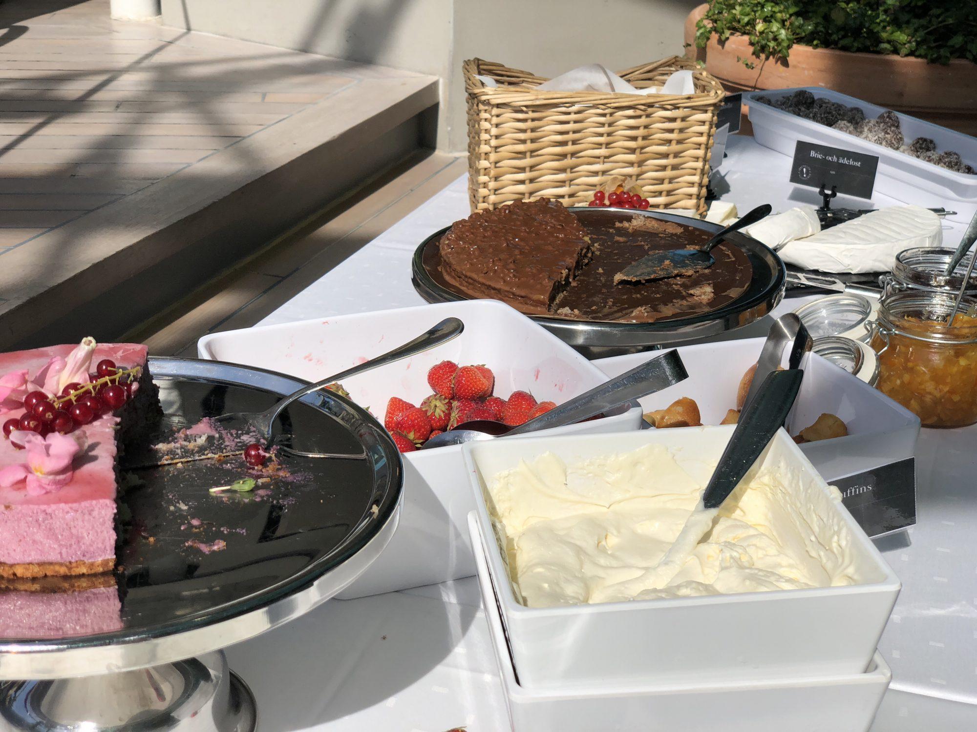 Premiumfrukost på Birka