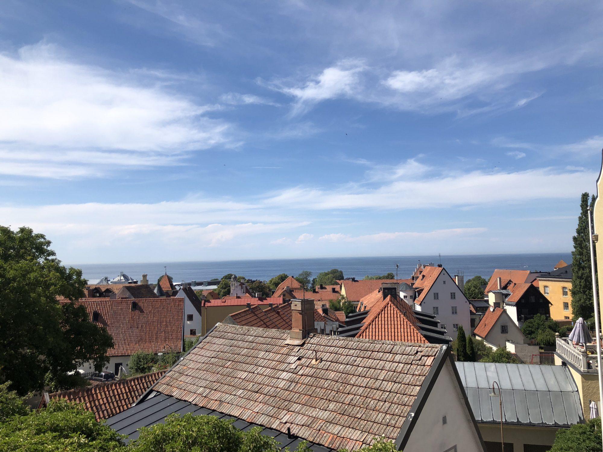 Att göra en dag i Visby - Krönet