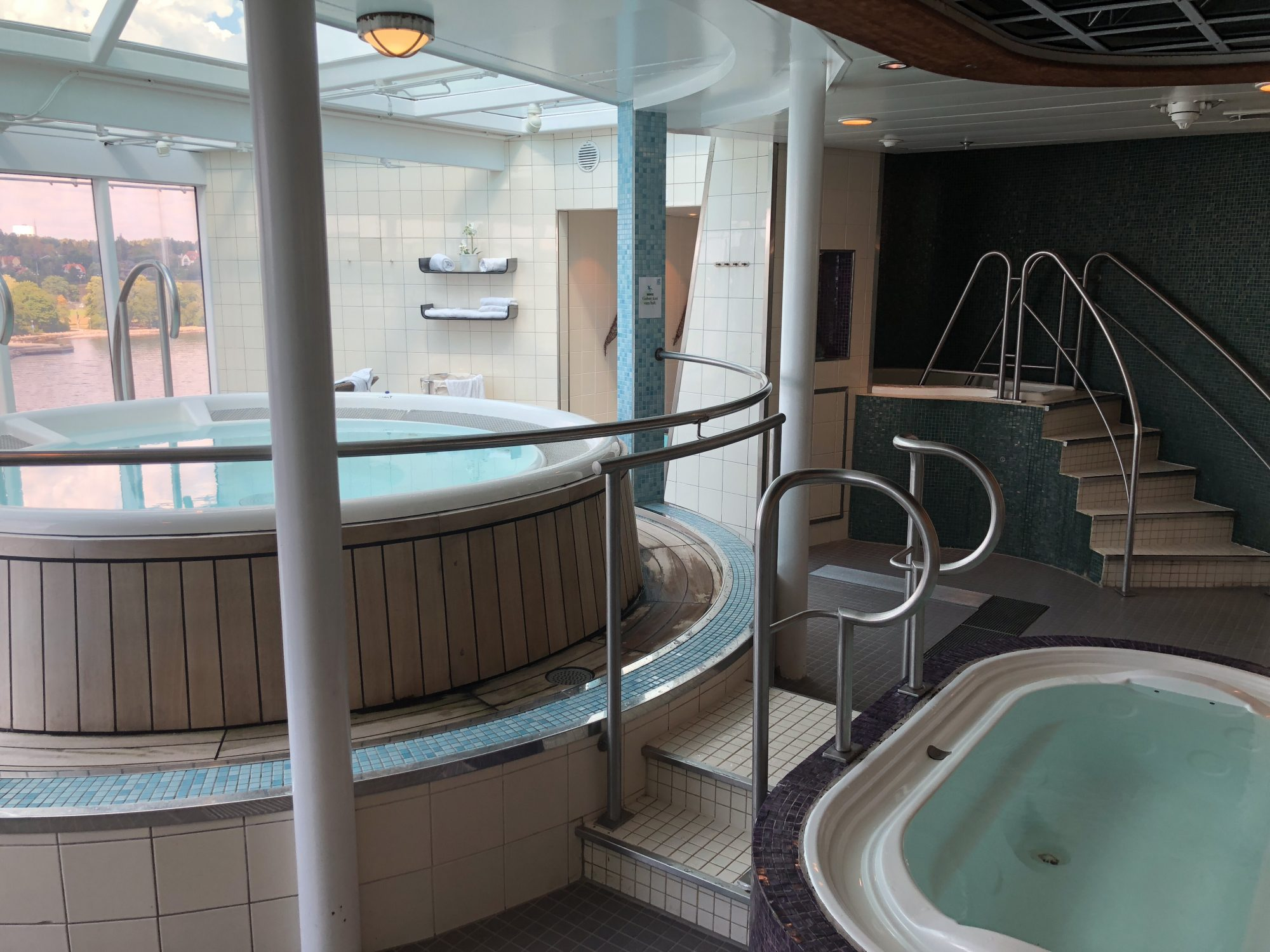 Spa på Birka Cruises