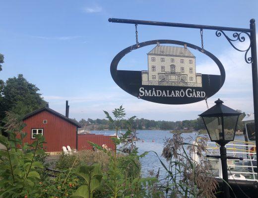 Smådalarö Gård - mysigt hotell i Stockholms skärgård