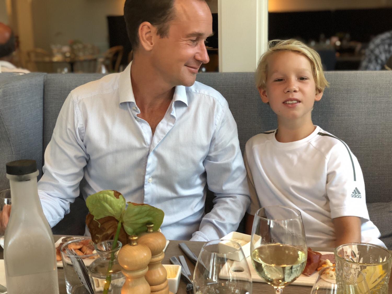 Smådalarö Gård Restaurangen