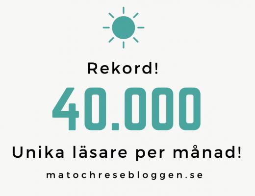 Sveriges största reseblogg