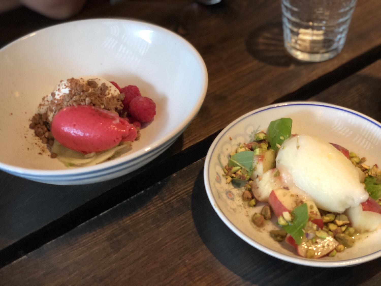Svartsö Krog Desserter
