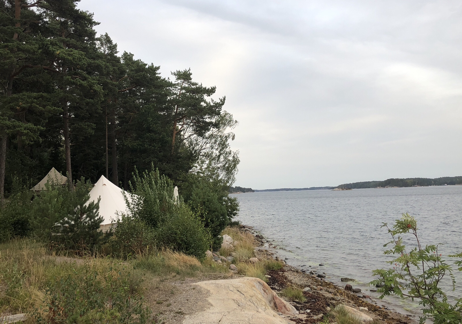 Svartsö Logi - Glamping
