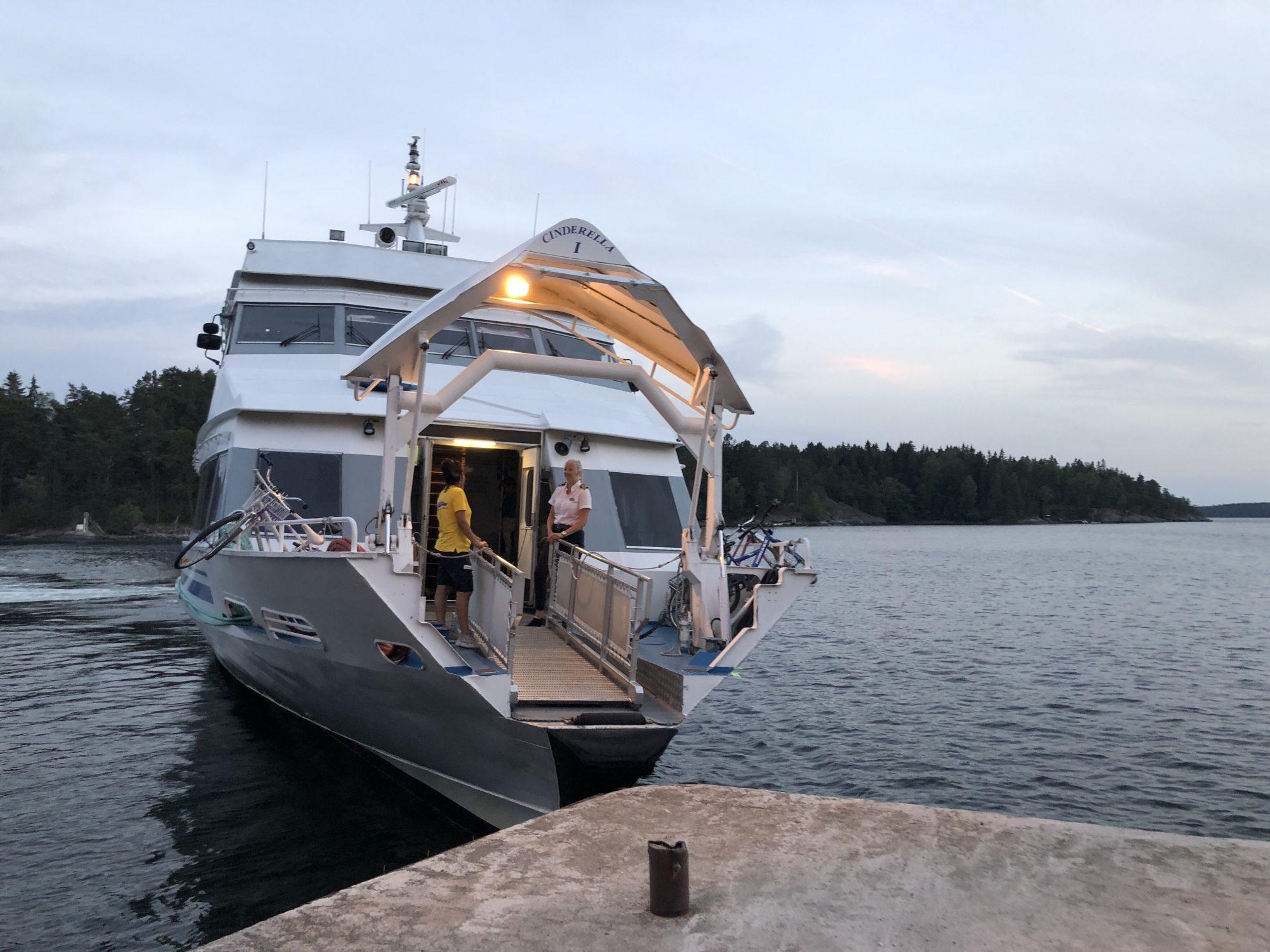 Cinderellabåt