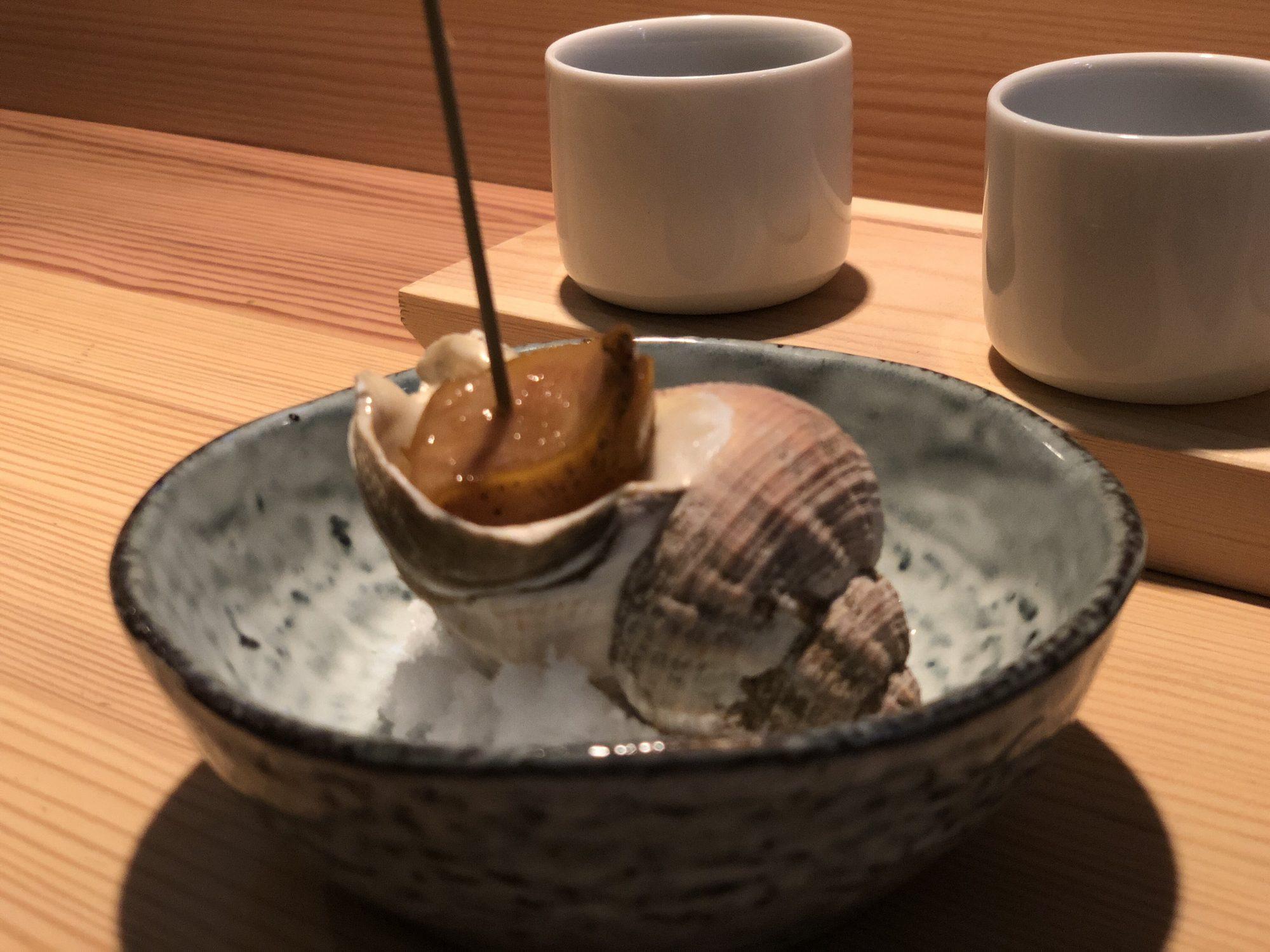 Avsmakningsmeny på Sushi Oi