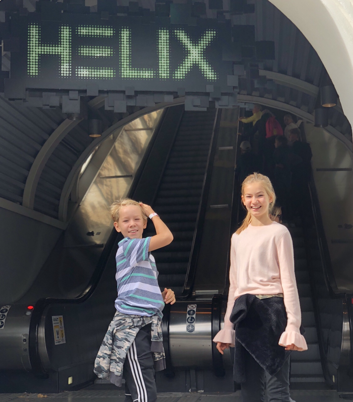 Helix på Liseberg