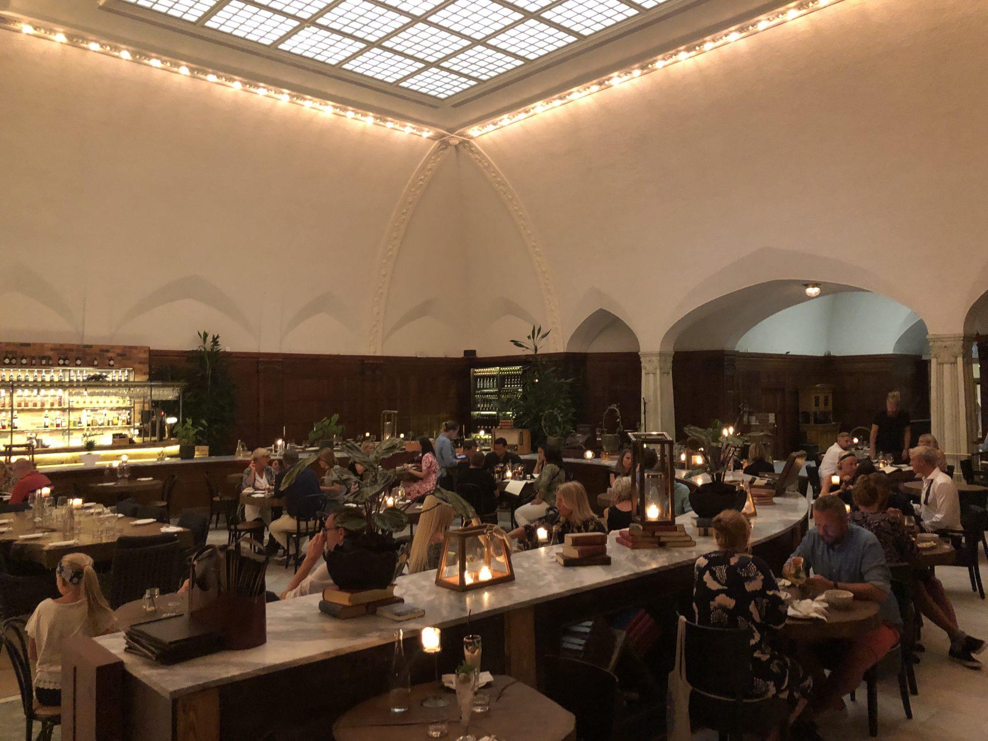 Restauranger i Karlstad Baron