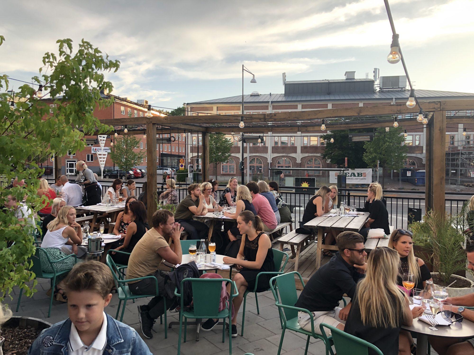 Olssons Bazar i Karlstad
