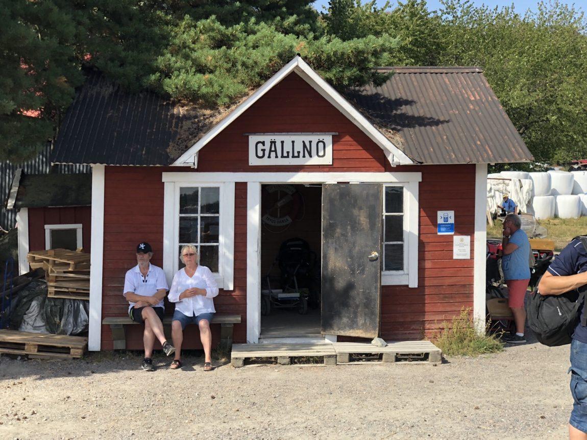 Gällnö Brygga