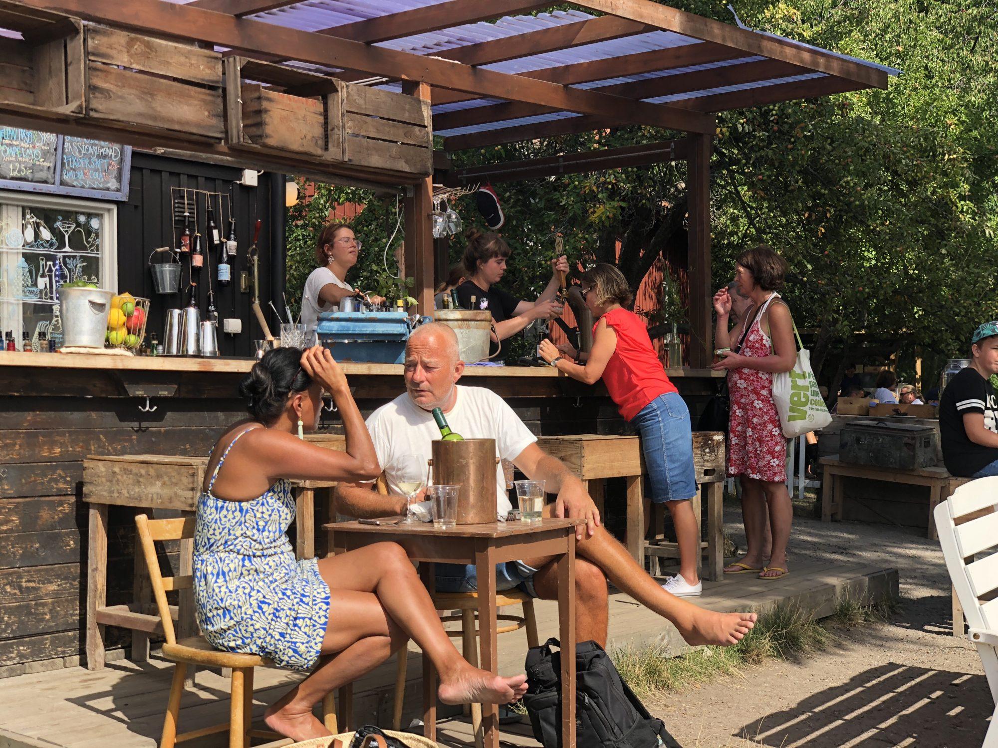 Gällnö Bar